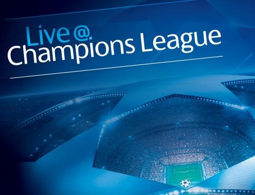 Live @ Champions League